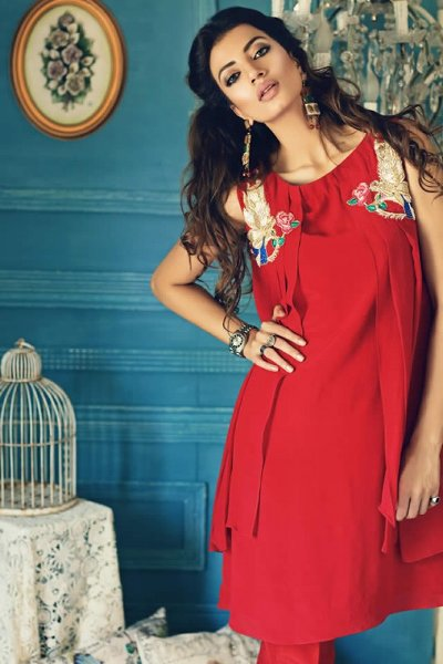 Teena By Hina Butt Eid Ul Azha Collection 2015 For Women003