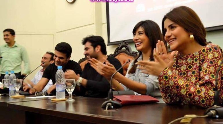 See The Cast of JPNA at BNU, Lahore