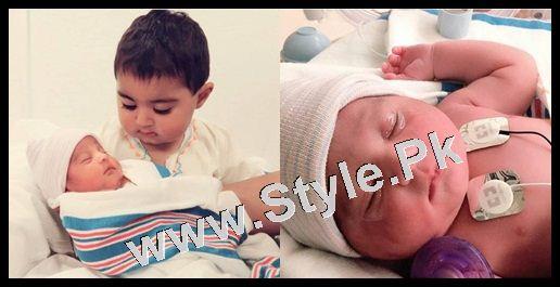 See Veena Malik and Asad Bashir's Family Pictures