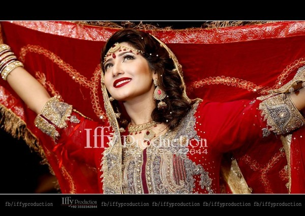 Wedding Pictures of Actress Pari Hashmi (3)