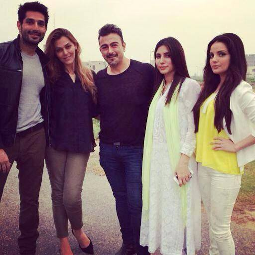 See Anchor Sana Bucha is an Actress Now