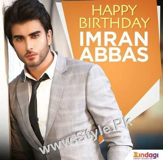 Birthday Celebrations of Imran Abbas (4)
