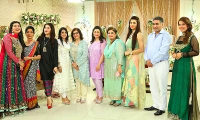 Celebrities on 9th Anniversary of Masala TV 1