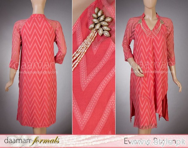 Daaman Fall Collection 2015 For Girls 7