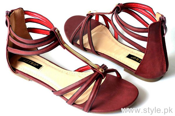 Metro Shoes Fall Winter Collection 2015 For Women 7