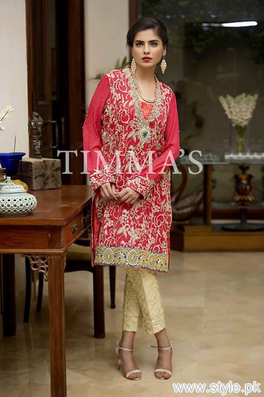 Timma's Fall Collection 2015 For Girls 8