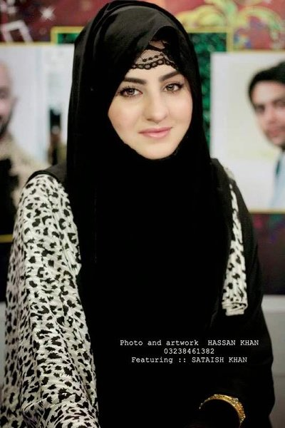 Which Pakistani Actresses Look Beautiful In Scarf005