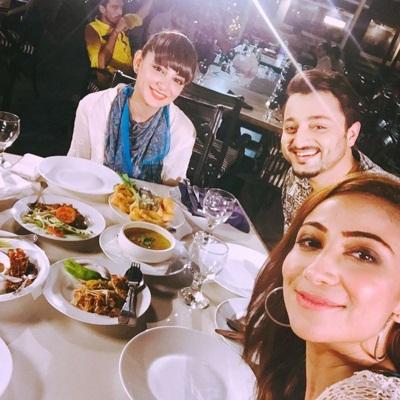 anoushey ashraf asal foodie show