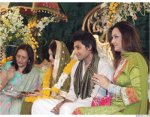 Bushra Ansari daughter wedding pictures