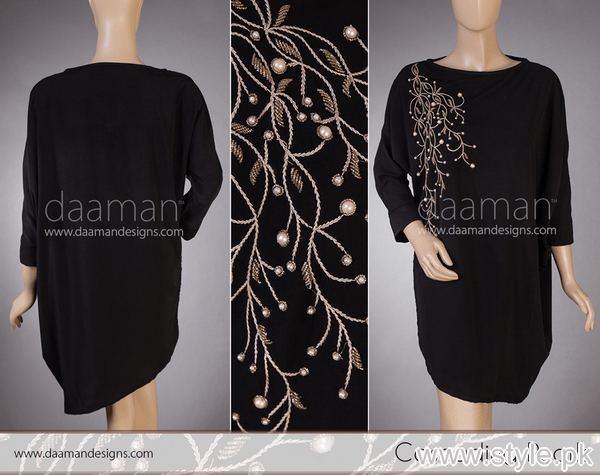 Daaman Winter Collection 2015 For Girls 3