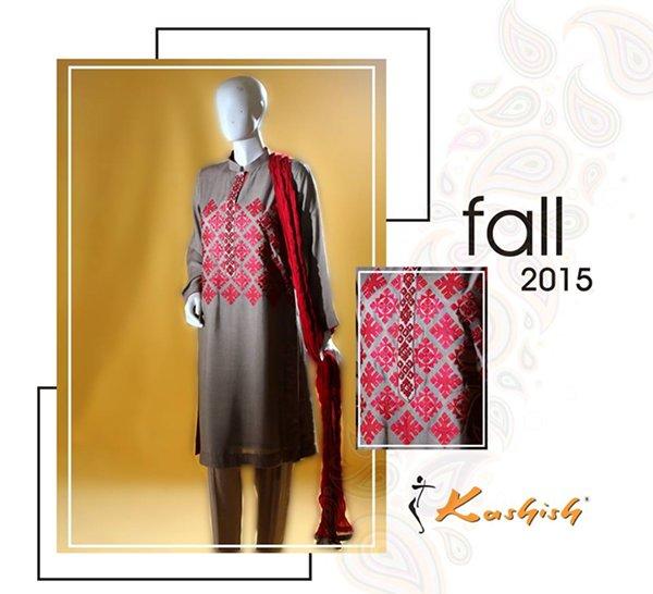 Kashish Fall Collection 2015 For Women002