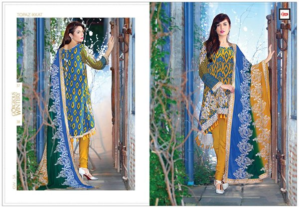 LSM Fabrics Winter Collection 2015 For Women004
