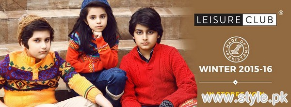 Leisure Club Winter Collection 2015 For Kids 7