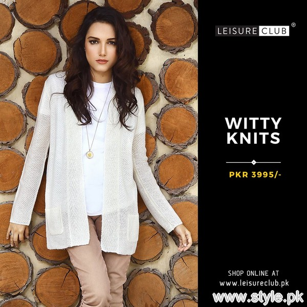Leisure Club Winter Collection 2015 For Men and Women 2