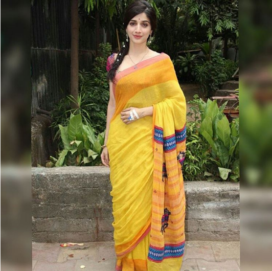 Mawra Hocane in saree