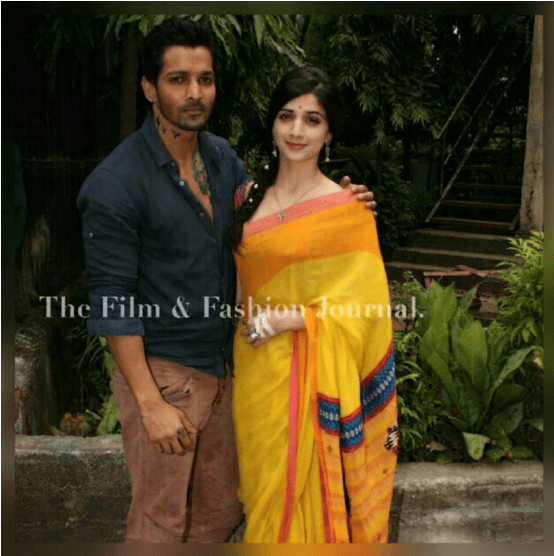 Mawra hocane and Harshvardhanrane