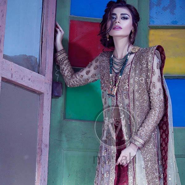 Mifrah Bridal Wear Collection 2015 For Women12