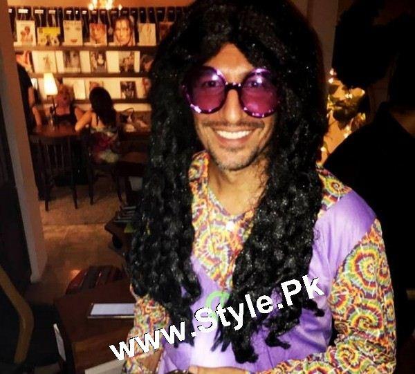 Pakistani Celebrities who looked ugly on Halloween Party 2015 (4)