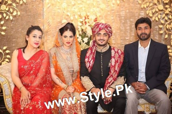 Singer Anie Khalid's 2nd marriage's pictures (7)