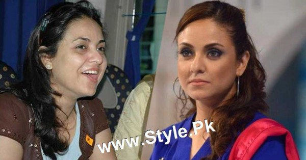 Top 13 Pakistani Celebrities with and without Makeup (7)