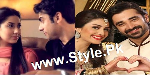 See Iconic On-Screen couples of Pakistani Celebrities