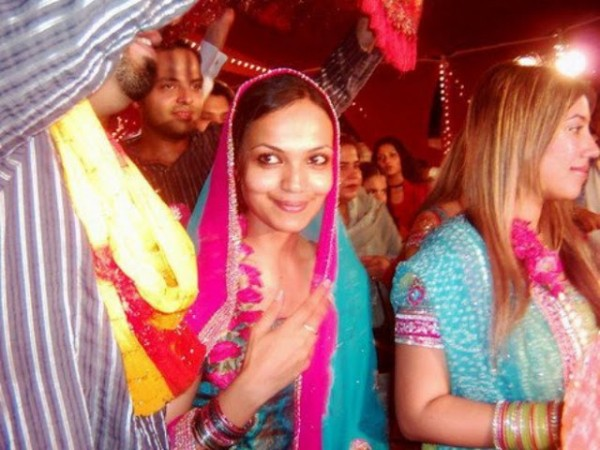 Aamina Sheikh and Mohib Mirza Wedding Pictures