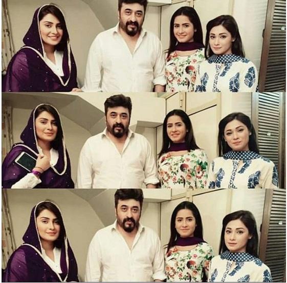 ayeza khan latest drama tum kon piya