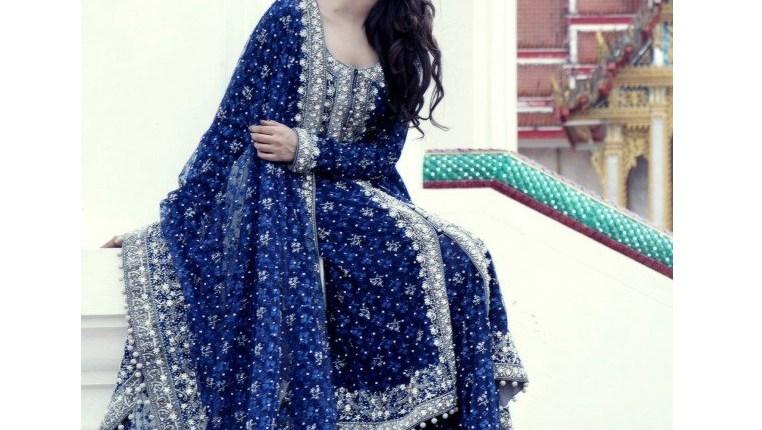 beautiful pakistani bridal dress 2016 new
