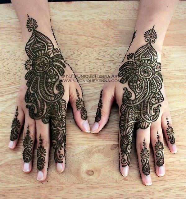 indian mehndi designs- fab