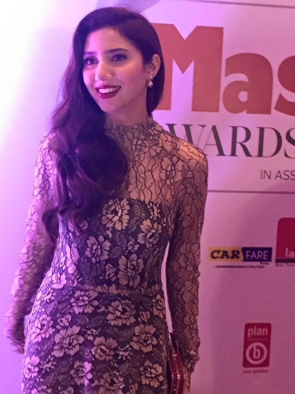 mahira khan masala awards