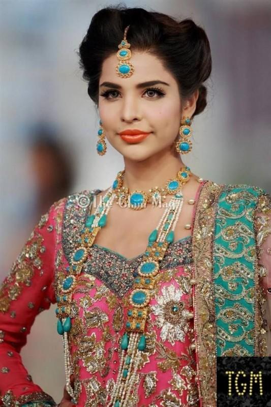 Pakistani Bridal Jewelry Sets 2017