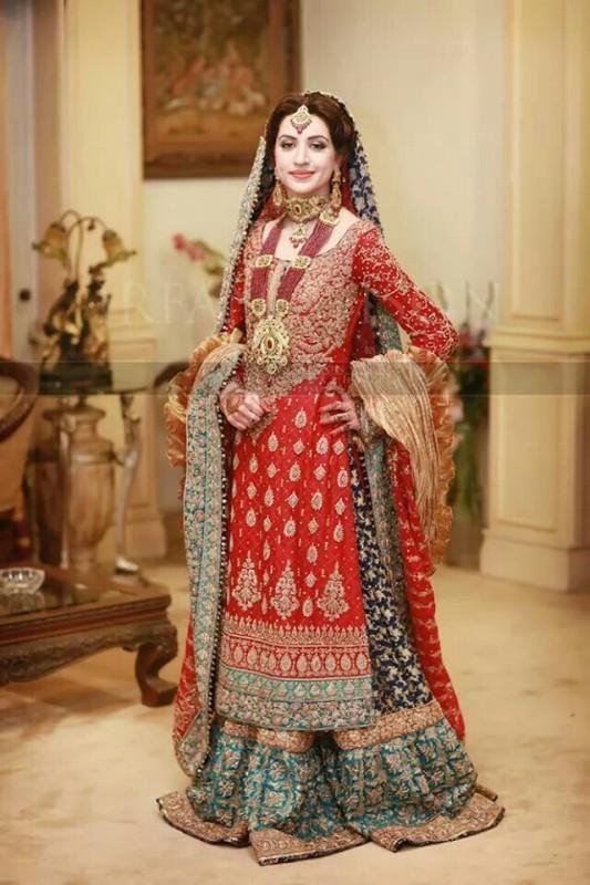 New pakistani bridal jewelry sets