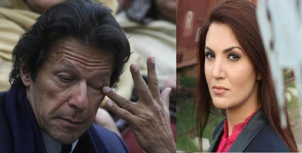 reham khan first interview after divorce