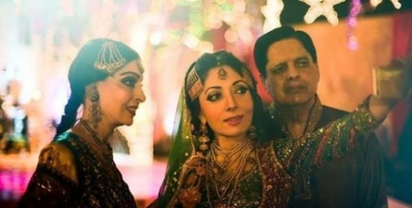 sharmila Farooqi selfie
