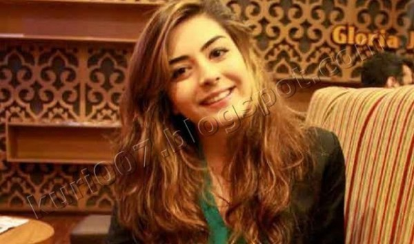 shireen mazari daughter