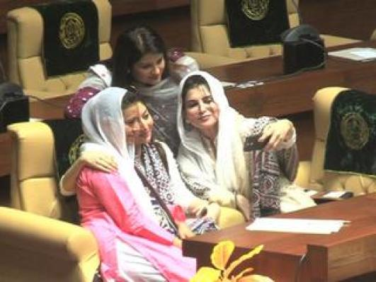 sindh assembly members selfie
