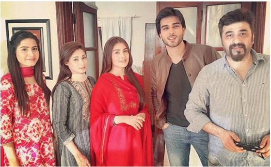 yasir nawaz and ayeza khan