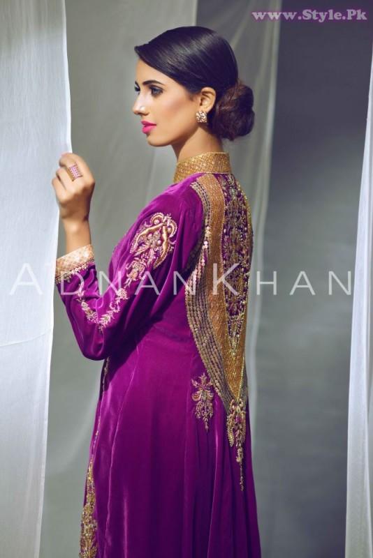 Adnan Khan Formal Wear Collection 2015-16