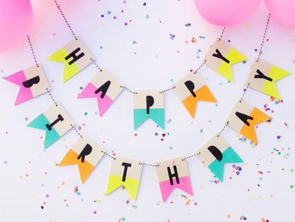Birthday Decoration Ideas 2016