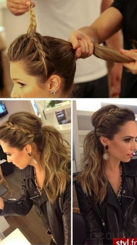 Braided Hairstyles 2016 for Girls -girls