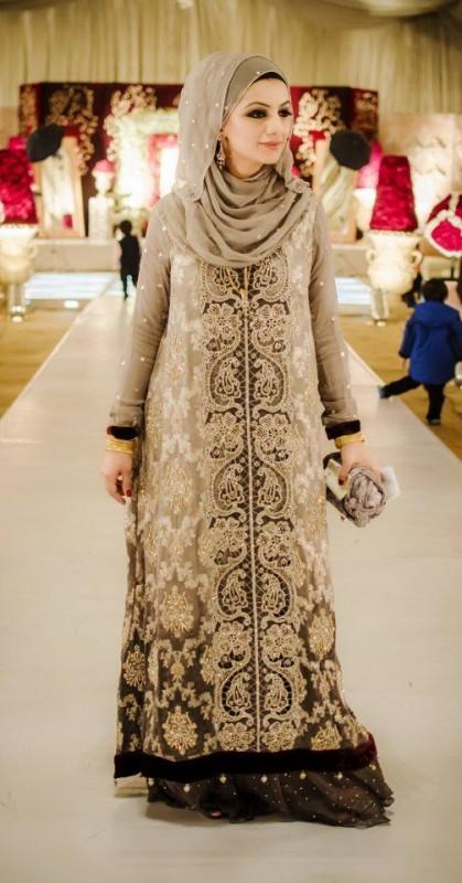 Formal Hijab Styles 2016- formal 2