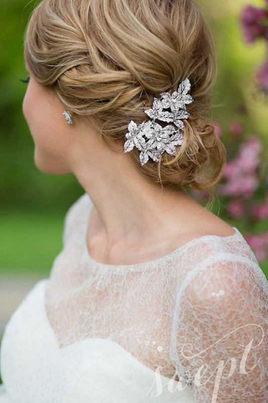 Hair Accessories 2016 for girls - broch