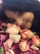 Javeria Saud daughter Jannat birthday 01