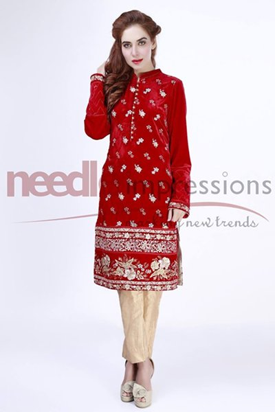 Needle Impressions Winter Collection 2016 For Women004