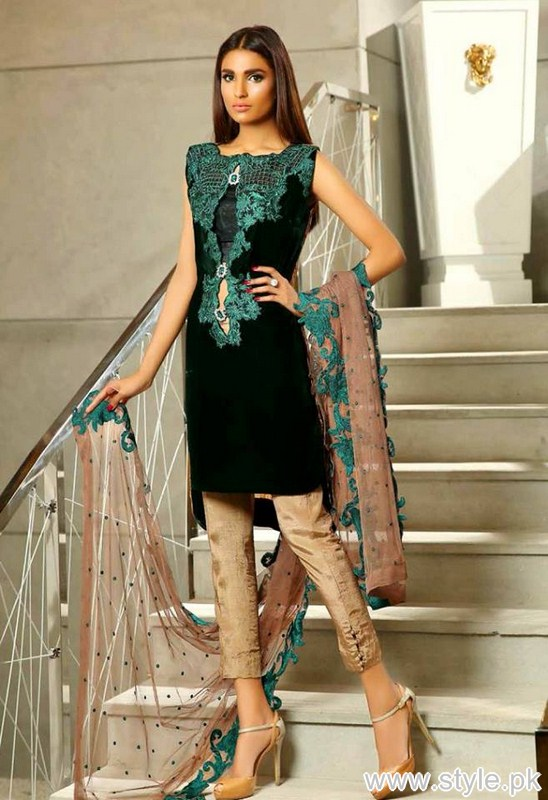 Sobia Nazir Winter Collection 2016 For Girls 6