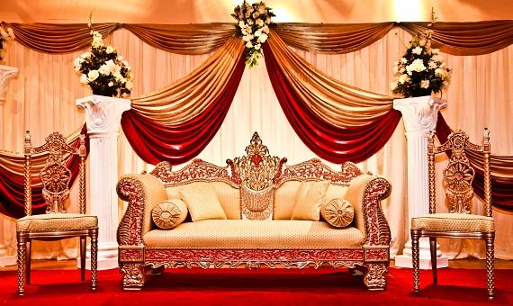 Wedding  Stage Decoration Ideas 2016-barat