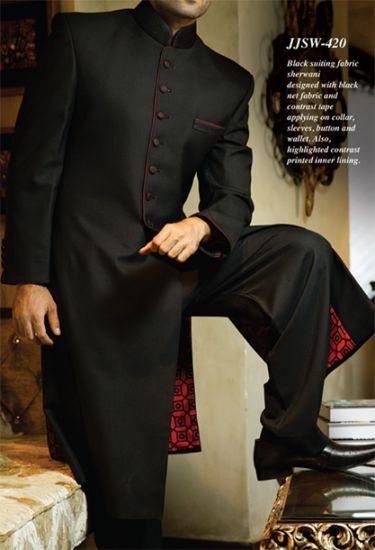 wedding sherwani Trend 2016-style
