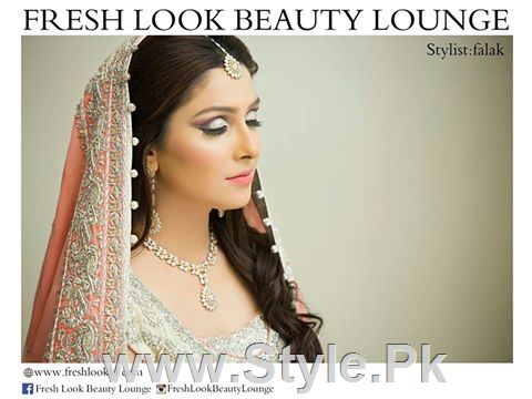Ayeza Khan's photo shoot for Fresh Look Beauty Lounge (2)