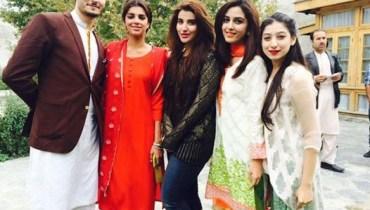 Casual Clicks of Pakistani Celebrities