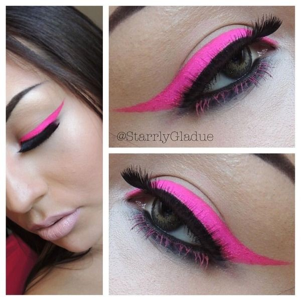Colorful Graphic eyeliner-touch